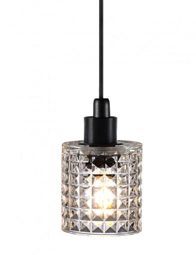 lampara de techo de cristal-2305ZW