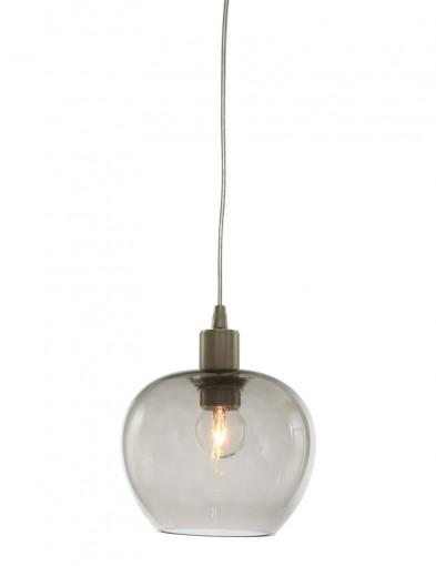 lampara de techo de cristal ahumado-1901ST