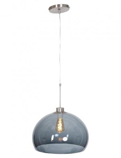 lampara-de-techo-de-cristal-ahumado-9231ST-1
