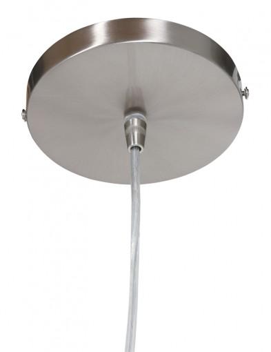 lampara de techo de cristal ahumado-9231ST