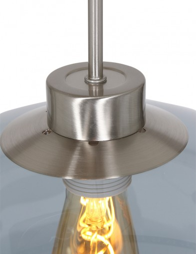 lampara-de-techo-de-cristal-ahumado-9231ST-5