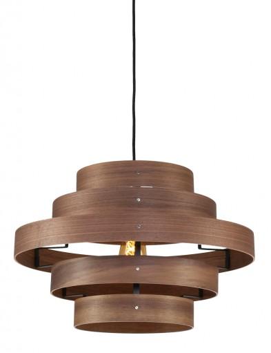lampara de techo de madera-2118ZW