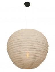 lampara-de-techo-de-tela-beige-2136B-1