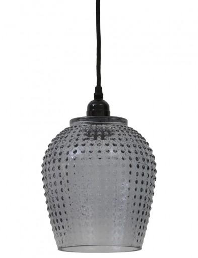 lampara de techo de vidrio abby-1750GR