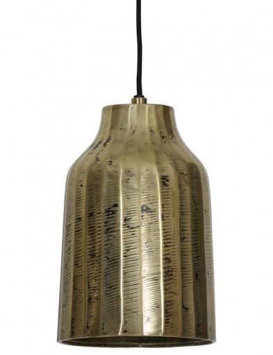 lampara de techo dorada-1742GO
