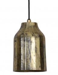 lampara de techo dorada-2034GO