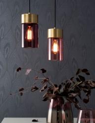 lampara-de-techo-dorada-y-rosa-10111RZ-2