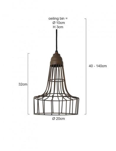 lampara-de-techo-efecto-oxido-8795B-5