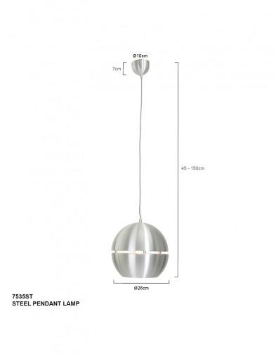 lampara-de-techo-elegante-7535ST-6