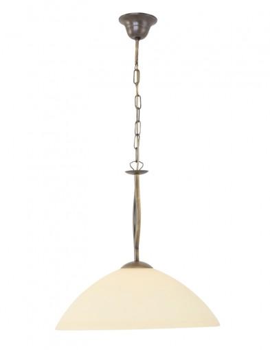 lampara de techo en vidrio-6839BR