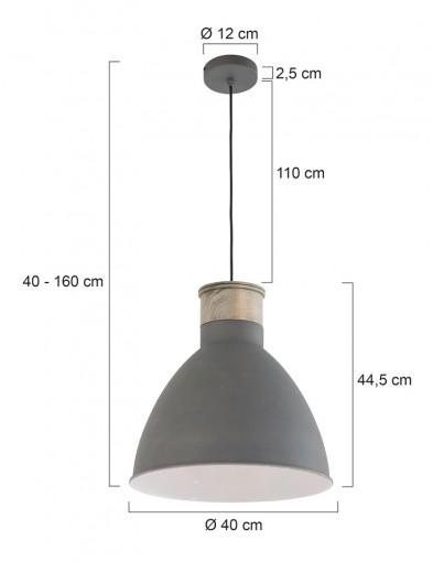 lampara-de-techo-estilo-cemento-7889GR-6
