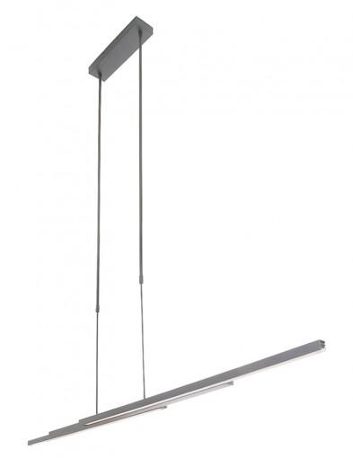 lampara de techo extensible de acero-7970ST