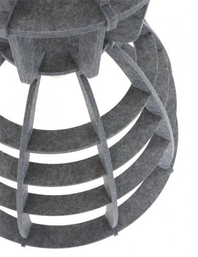 lampara-de-techo-fieltro-gris-8887GR-2
