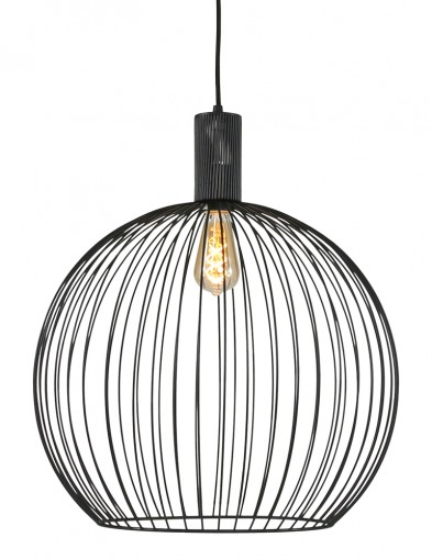 lampara de techo grande wire-2125ZW
