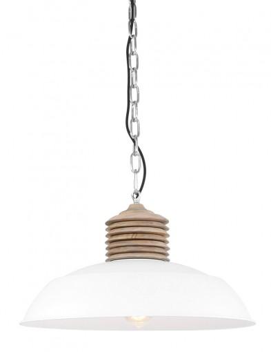 lampara de techo grande y blanca samso-7974W