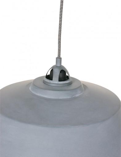 lampara-de-techo-gris-1318GR-1
