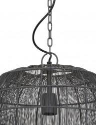 lampara-de-techo-gris-1735GR-1