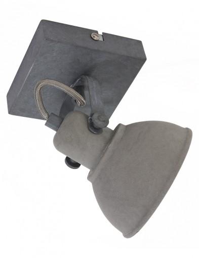 lampara-de-techo-gris-antracila-industrial-ajustable-1241GR-1