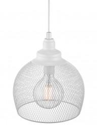 lampara de techo industrial blanca-2413W