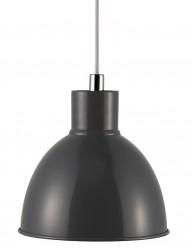 lampara de techo industrial gris-2343GR