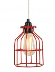 lampara-de-techo-jaula-rojo-8899RO-1