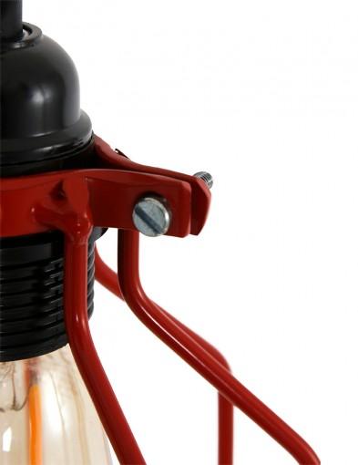 lampara-de-techo-jaula-rojo-8899RO-3