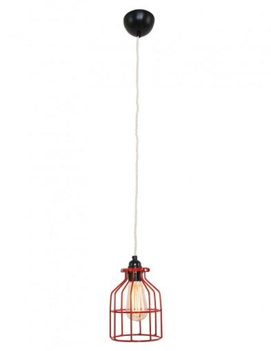 lampara-de-techo-jaula-rojo-8899RO-5