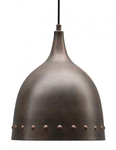 lampara de techo marron-1596B