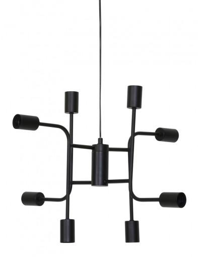 lampara-de-techo-negra-2015ZW-1