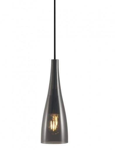 lampara de techo negra-2196ZW