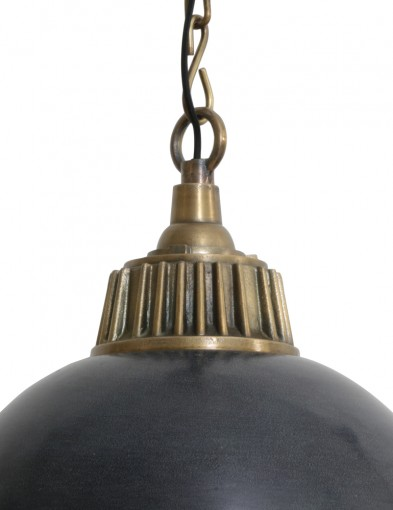 lampara-de-techo-negra-y-dorada-2033ZW-1