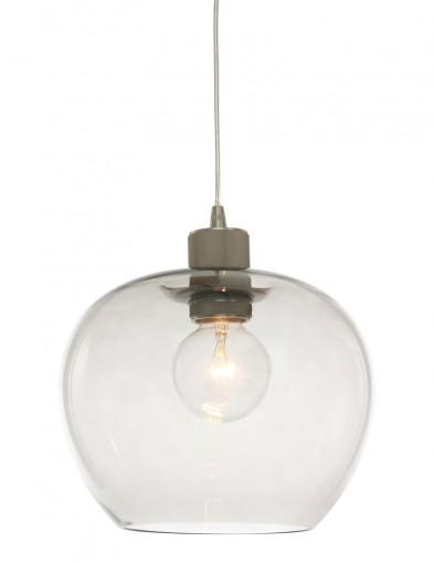 lampara de techo pantalla de vidrio-1897ST