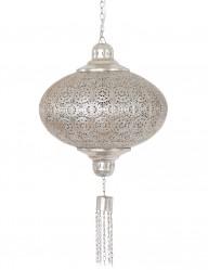 lampara de techo plateada oriental-7921ZI