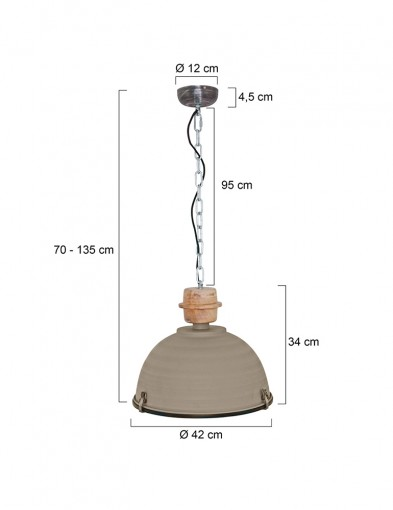 lampara-de-techo-rustica-1459GR-8