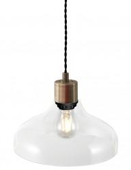 lampara de techo transparente-2138BR