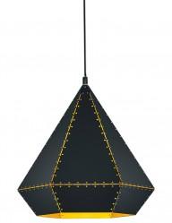 lampara de techo triangular-1803ZW