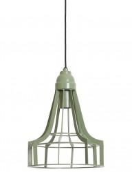 lampara de techo verde claro-2040G