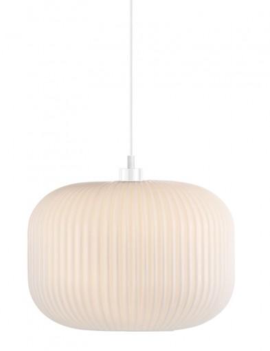 lampara de techo vidrio milford-2328W
