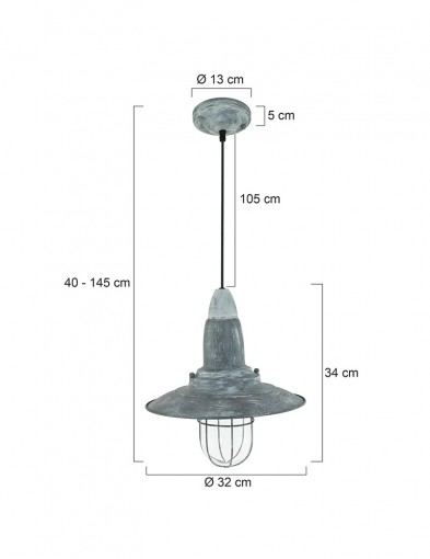 lampara-de-techo-vintage-1062GR-7