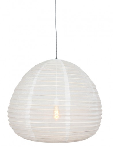 lampara de tela bangalore-2137W