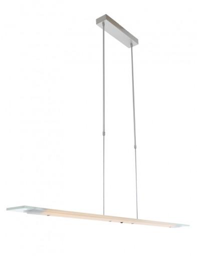 lampara de vidrio moderna plato-1728ST