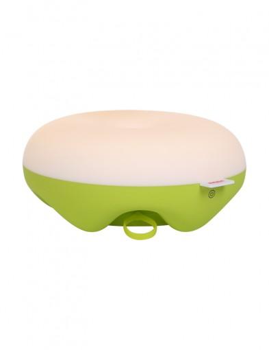 lampara donut verde-1574G