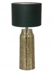 lampara dorada y verde timi-9283GO