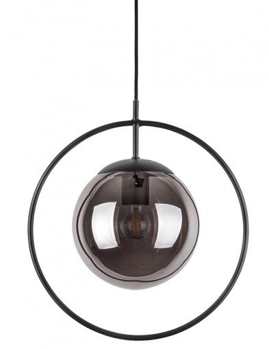 lampara-esferica-con-marco-10093GR-2
