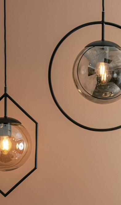 lampara-esferica-con-marco-10093GR-4
