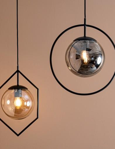 lampara-esferica-con-marco-10093GR-5
