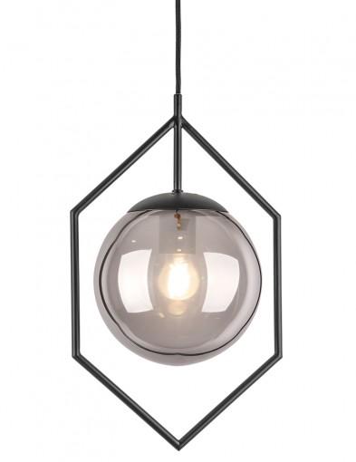 lampara-esferica-con-marco-10094GR-1