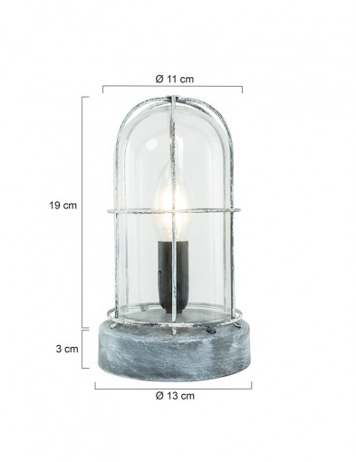 lampara-exterior-1065GR-5