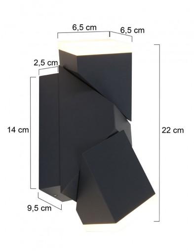 lampara-exterior-moderna-negra-1507ZW-3