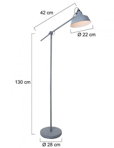 lampara-gris-nove-1322GR-7